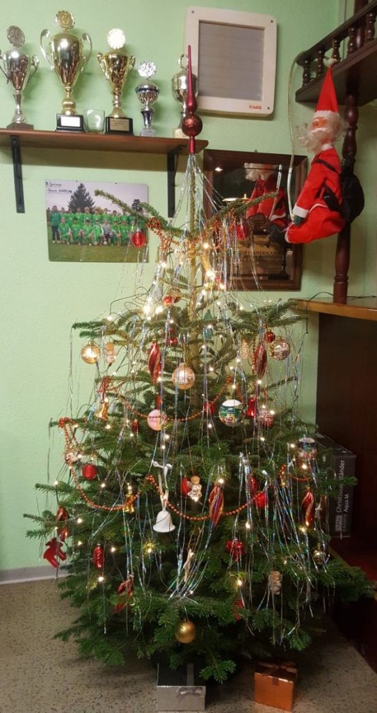 Kinder-Weihnachtsfeier