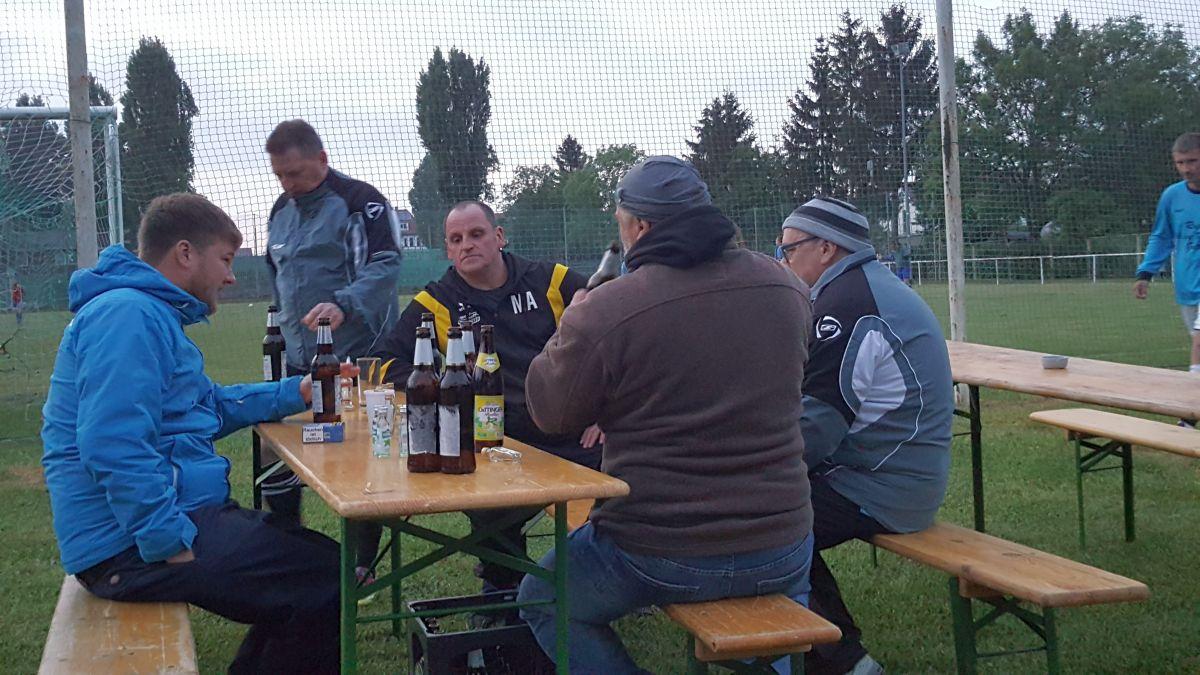 Pfingstturnier bei Eintracht