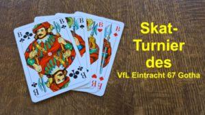Skat-Turnier @ Westsportplatz | Gotha | Thüringen | Deutschland